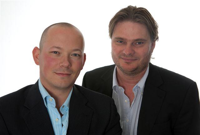 Robert Hoogesteger en Oscar van Beest